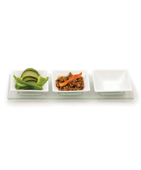 Square Serving Set