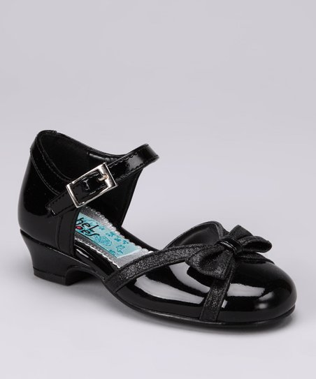 Black Patent Lil Brooke Dress Shoe