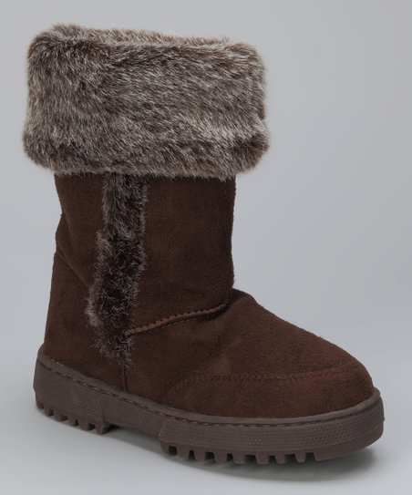 Brown Abby Boot