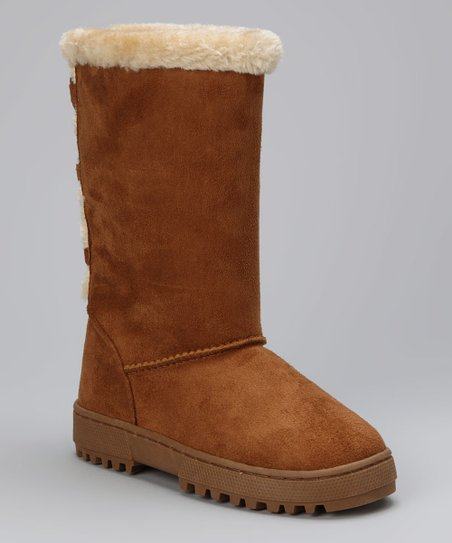 Chestnut Ainsley Boot