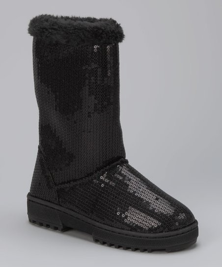 Black Annabelle Boot