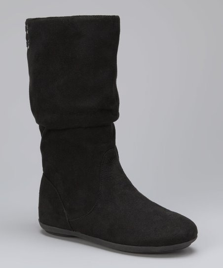 Black Alanna Boot
