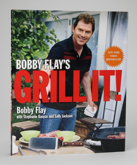 Bobby Flay's Grill It! Hardcover