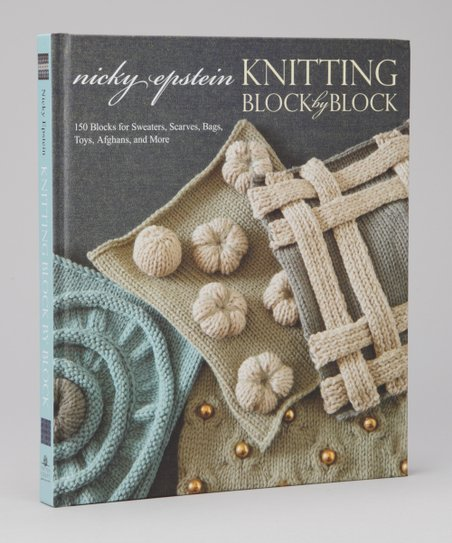 Knitting Block By Block Hardcover