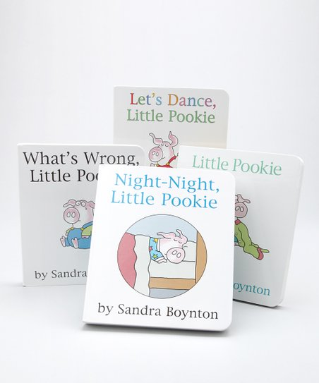 Big Box of Little Pookie Board Book Set