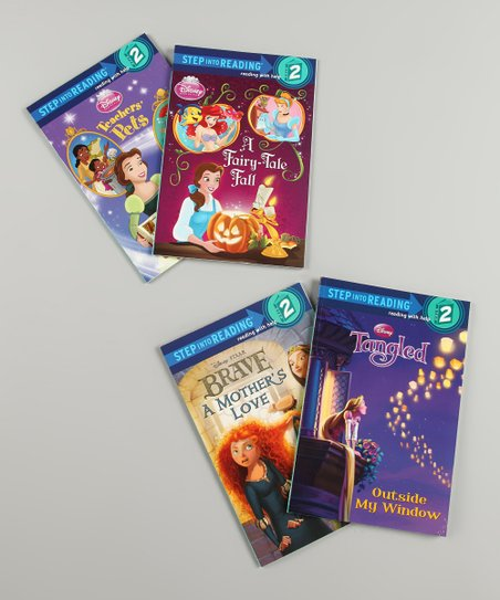 Princess Step Into Reading Level 2 Paperback Set