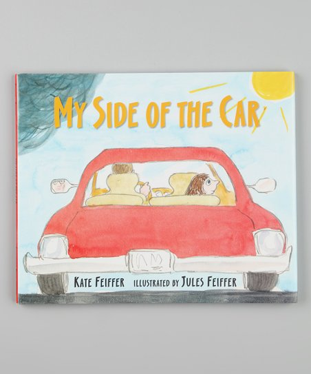 My Side of the Car Hardcover