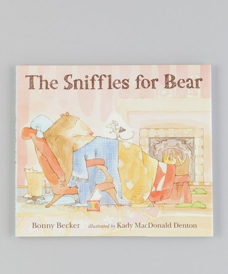 Sniffles for Bear Hardcover