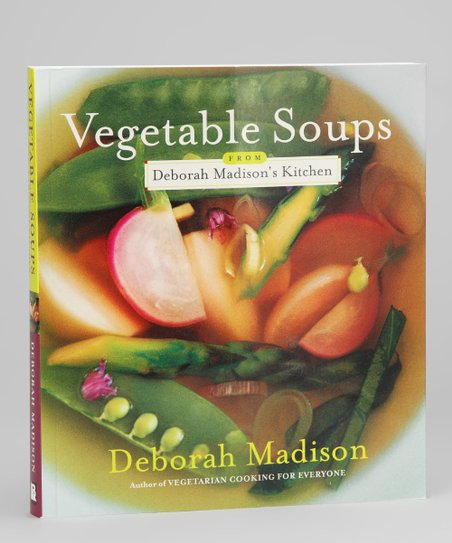 Vegetable Soups From Deborah Paperback