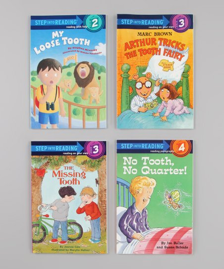 My Loose Tooth Hardcover Book Set