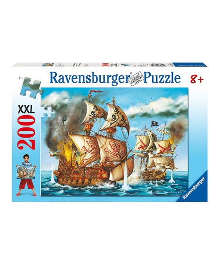 Pirate Ship Puzzle