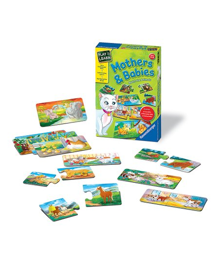 Mother & Baby Matching Game