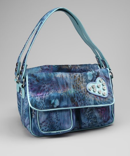 Blue Matrix Signature 2-in-1 Friendship Bag