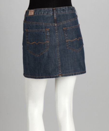 Medium Delta 88 Denim Skirt