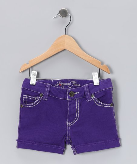 Amethyst Shorts - Toddler & Girls