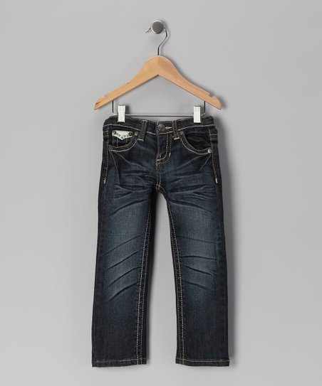 Blue Hampton Jeans - Toddler & Girls