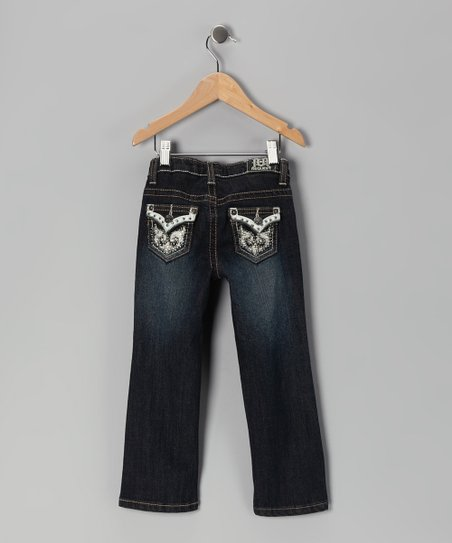 Blue Hampton Jeans - Toddler