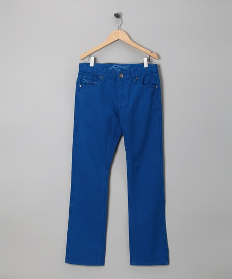 Royal Blue Pants - Boys