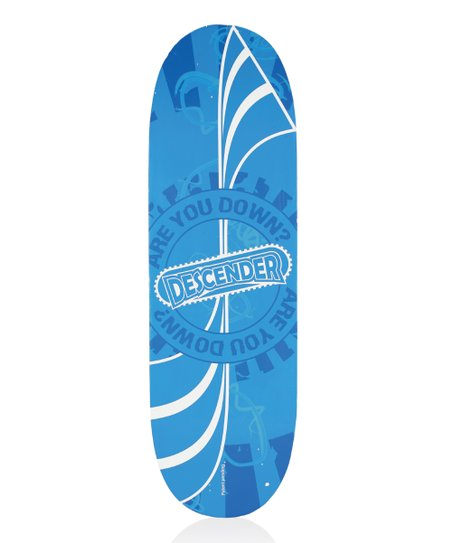 Blue Descender All-Terrain Board