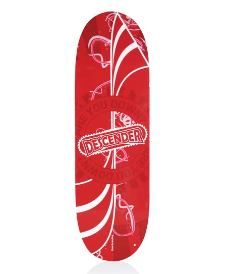 Red Descender All-Terrain Board