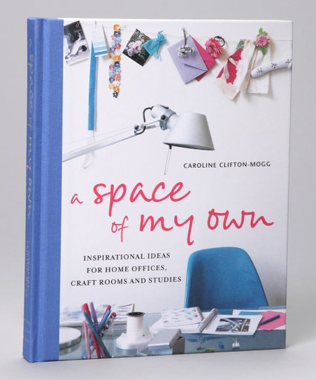 A Space Of My Own Hardcover