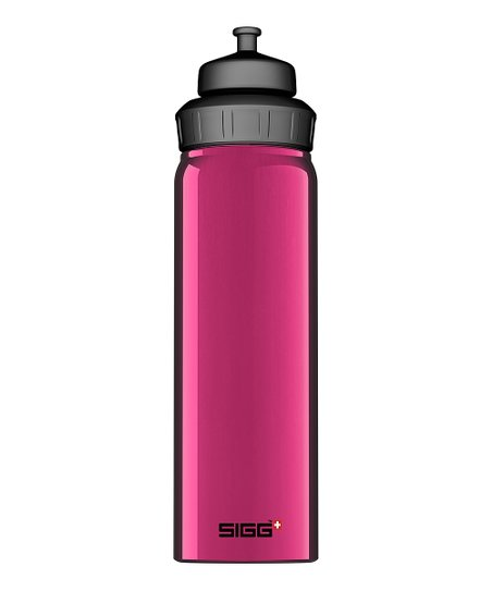 Purple Slim Wide Mouth 25-Oz. Water Bottle