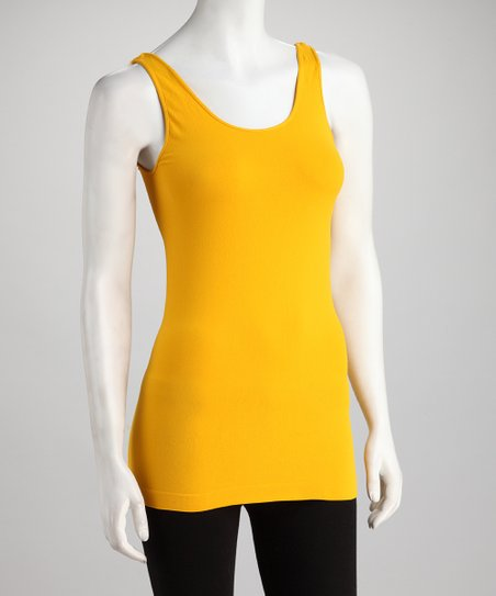 Canary Bra-Friendly Tank