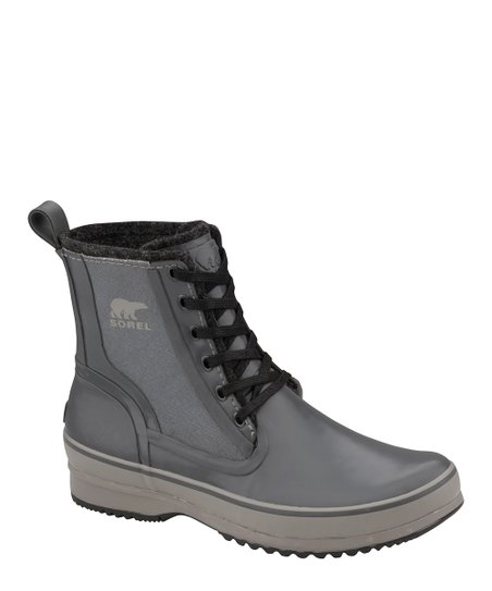 Charcoal Woodbine CVS High Waterproof Boot - Men