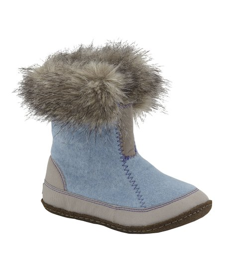 Mirage Cozy Cate Boot - Kids