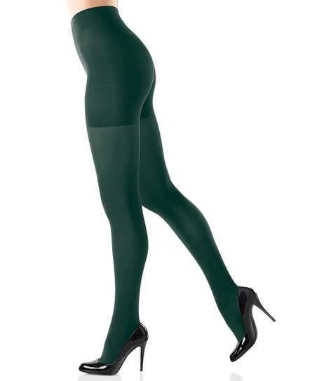 SPANX® Tight-End Tights - Bistro Green
