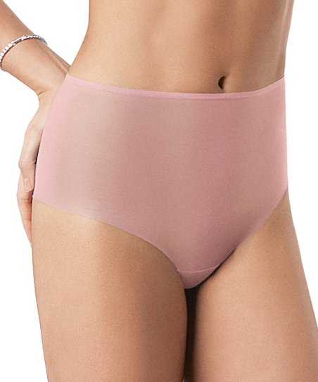 SPANX® Skinny Britches® Cheeky Cut Thong - Gloss Bubble Gum Pink