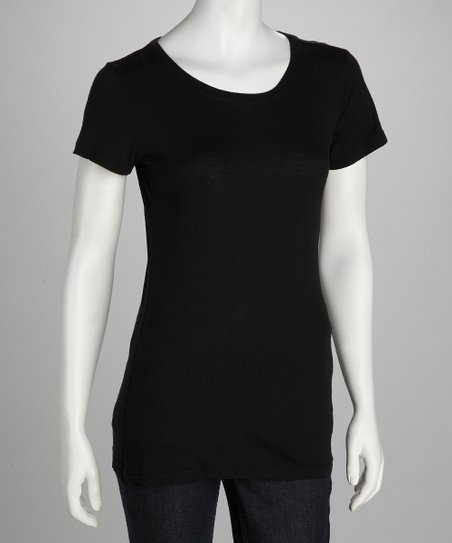 SUST Black Ultimate Organic Tee