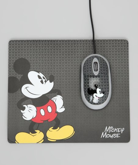 Mickey Mouse & Mouse Pad