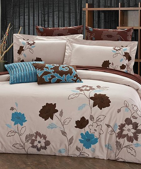 Daisy Garden Bedding Set