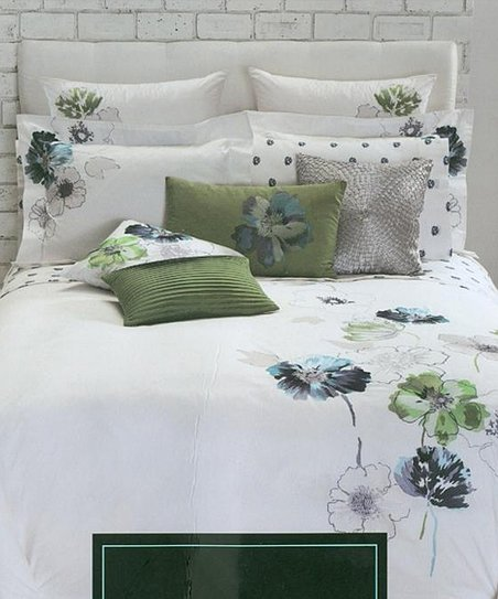 Hawaiian Flower King Bedding Set