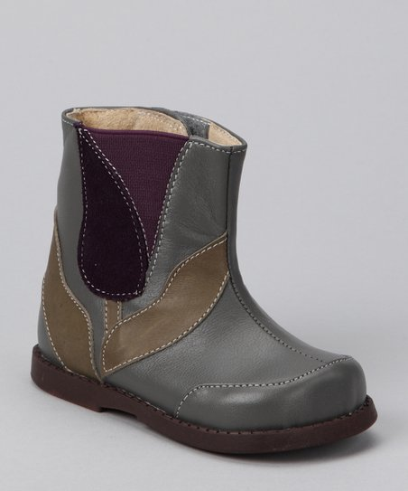 Gray Maeve Boot
