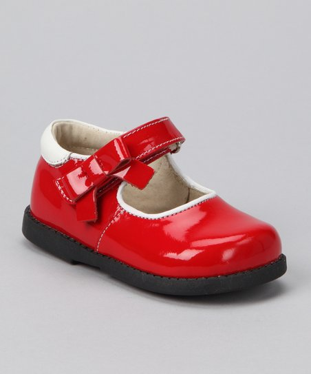Red Patent Maria Mary Jane