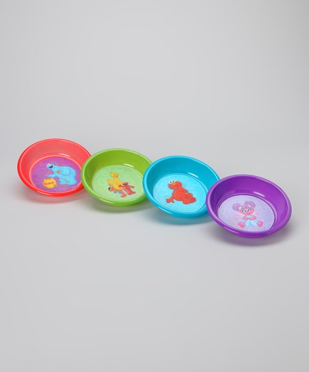 Sesame Street Characters Bowl Set