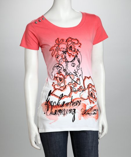 Punch 'Enchantress Charming' Organic Tee - Women