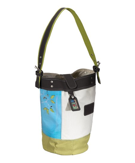 Blue Sky Bali Bucket Bag