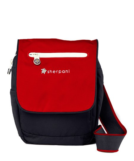 Chili Pepper Pica Crossbody Bag