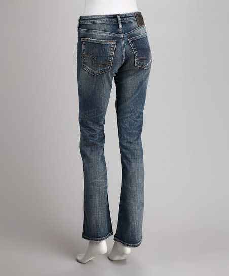 Light Wash Frisco Flare Jeans