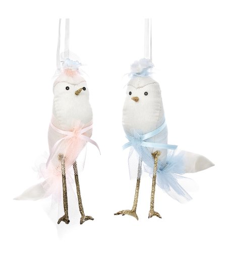 Silvestri Flower Girl & Ring Bearer Ornament Set