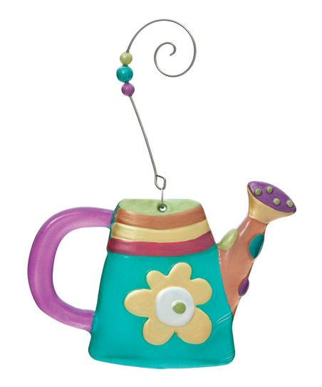 Silvestri Watering Can Ornament