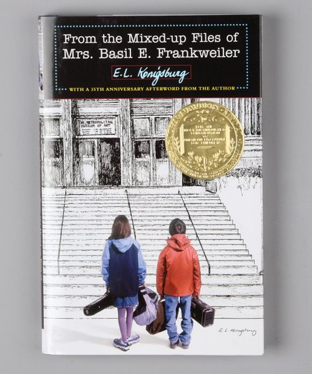 From the Mixed-Up Files of Mrs. Basil E. Frankweiler Hardcover