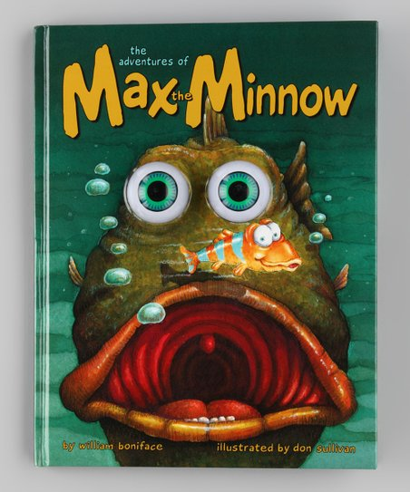 Adventures of Max the Minnow Hardcover