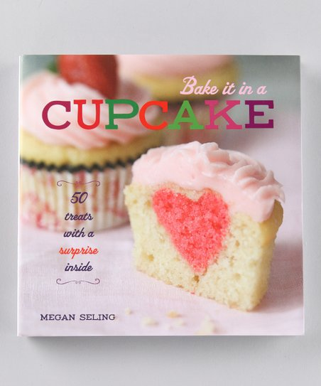 Bake It in a Cupcake Hardcover