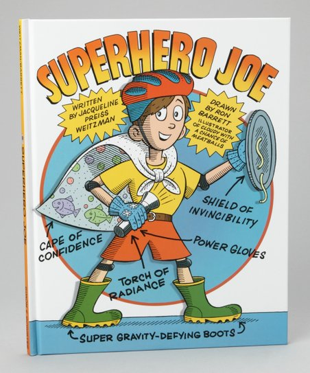 Superhero Joe Hardcover