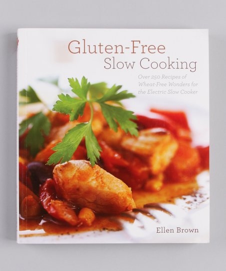 Gluten-Free Slow Cooking Paperback