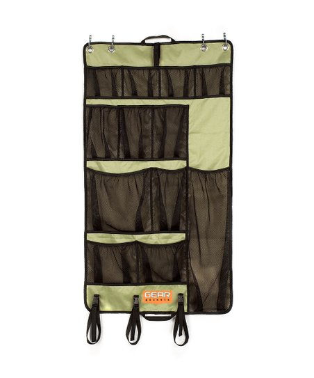 Simply Stashed Green Sportsman Gear Pocket Organizer